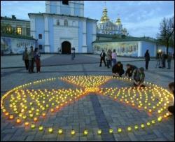 Відбувся поминальний молебень з нагоди річниці Чорнобильської аварії