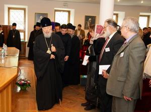 Відкрилася конференція «Православ'я і сучасність: досвід зустрічі»