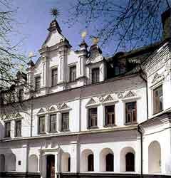 В Україні відкрито Музей митрополита