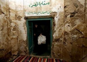 Гробницу пророка Иезекииля отреставрируют