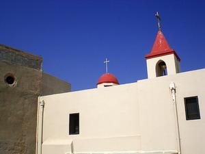 Патриарх Иерусалимский Феофил III почтил память святого Георгия Победоносца