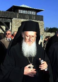 Константинопольский патриарх попал в больницу
