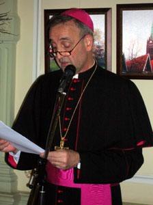 Состоялась встреча архиепископа Волоколамского Илариона и представителя Святого Престола архиепископа Антонио Меннини