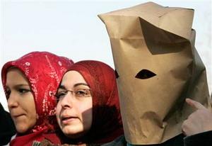 В Анкаре прошли демонстрации против исламизации Турции