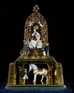 """В Доме Папы Бенедикта XVI покажут """"Золотого коня"""""""