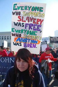Більшість американців виступає проти абортів