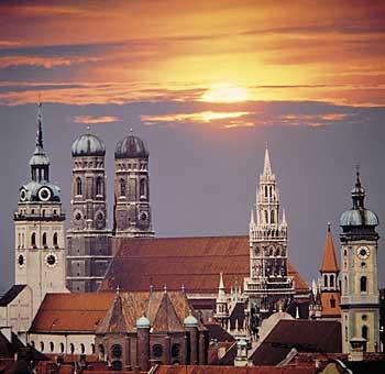 В Мюнхене прошло богослужение для детей всех православных приходов