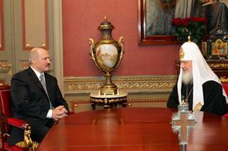 """А.Лукашенко: """"Беларусь будет неизменно следовать традициям православной веры"""""""