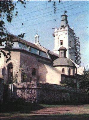 На Хмельниччині горів монастир домініканок