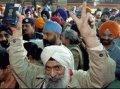 В Пенджабе сикхи протестуют после инцидента в Вене
