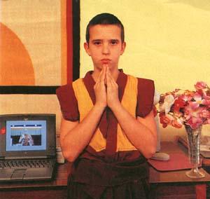 Студент отказался быть Далай-ламой