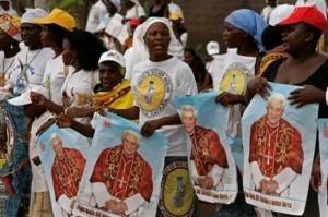 Черный континент: проблемная зона Католической церкви