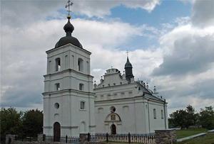 В церкви-усыпальнице Богдана Хмельницкого горел иконостас