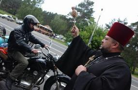 Состоится байкерский крестный ход к 300-летию Полтавской битвы