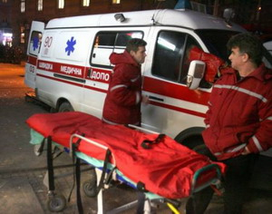 Донорську кров духовенства віддадуть постраждалим у Мелітополі