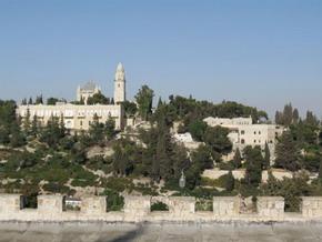 Ключарь храма Гроба Господня найден мертвым