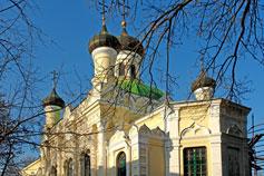 Храм Всех святых в Симферополе отмечает 145-летие