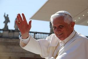 """Папа Бенедикт XVI: """"Подвижники - дар Божий в истории христианства"""""""