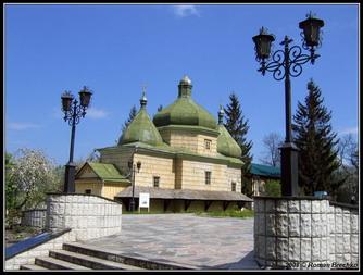 Патріарх Філарет відвідає Козацькі Могили