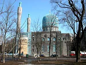 В Петербурге будет открыт исламский институт