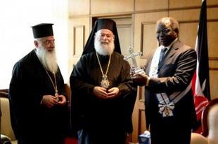 Кенийская митрополия встретила полувековой юбилей