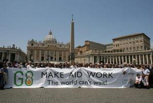 Религиозный саммит G8 начался в Риме