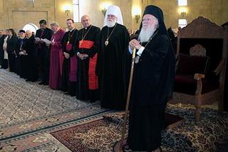 Шамбези: единая Православная Церковь жива и действенна
