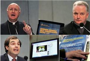 Сотрудники Ватикана лишились социальных сетей