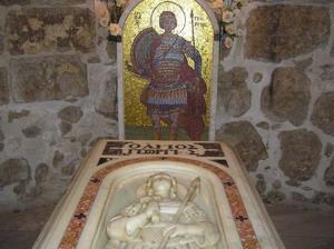 28 июня в Украину привезут мощи святого Георгия Победоносца