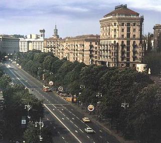 75 лет назад Киев стал столицей Украинской ССР