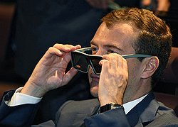 """Д.Медведев: """"Россия - органичная часть мусульманского мира"""""""