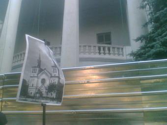 Суд вернул костел в Днепропетровске католической общине