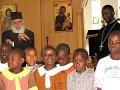 Александрийский патриарх пообщался с масаями