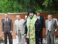 В день медицинского работника на могиле Н.В. Склифосовского отслужили панихиду