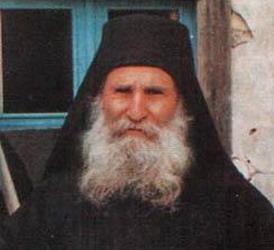 1 июля почил отец Иосиф Ватопедский
