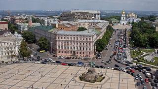 Охранную зону Софии Киевской и Киево-Печерской лавры почистят