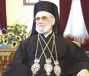 30 лет восшествия на престол Патриарха Великой Антиохии Игнатия IV