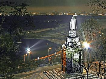 В Киеве действует более 1000  религиозных организаций
