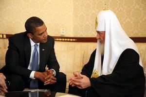 """Патриарх Кирилл: """"В развитии отношений между двумя странами важна сердечность"""""""