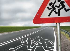 Хрести на дорогах: пам