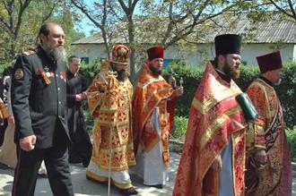 К вопросу о границах Джанкойской епархии