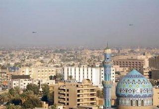 Серия взрывов у христианских храмов Багдада