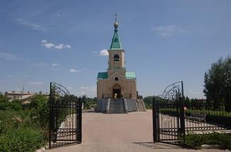 Петропавловские храмы Донетчины