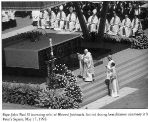Ватикан канонизирует тех, кто погиб в период войн