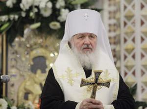 Экспресс-визит патриарха Кирилла