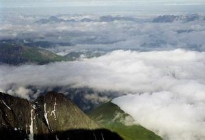 Папа Римский Бенедикт XVI проводит отпуск в Альпах