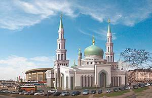 Президент РФ посетит Соборную мечеть
