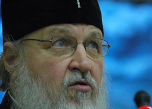 Патриарх Кирилл не приемлет переписывание истории