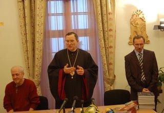 Епископ Мукачевской епархии УГКЦ провел богослужения в Германии