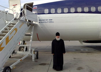 Патриарх Кирилл поддерживает объединительные инициативы УПЦ